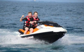Excursion in Jet Ski 1 Hour