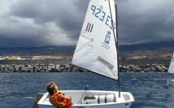 INDIVIDUAL SAILING BOAT LASER FOR RENT