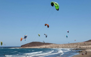KITE SURF - EL MEDANO